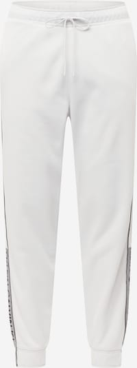 Pantaloni sport Calvin Klein Performance pe gri deschis, Vizualizare produs