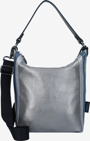 Gabs Tasche in blau / silber, Produktansicht