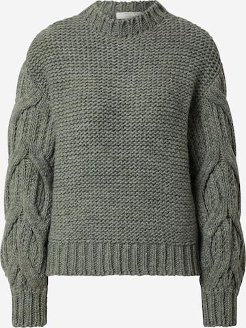 Guido Maria Kretschmer Collection Pullover 'Marthe' in Grün