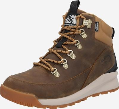 THE NORTH FACE Boots 'Back-to-Berkeley' en marron / moutarde / noir, Vue avec produit