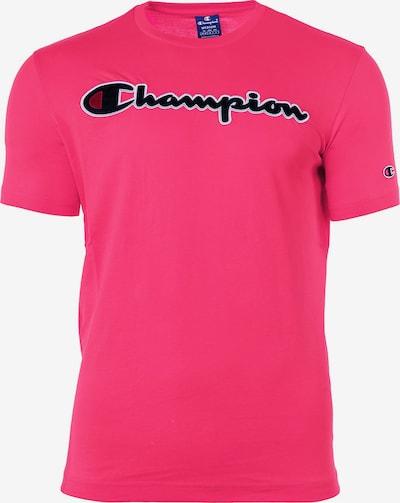Champion Authentic Athletic Apparel T-Shirt in pink / schwarz, Produktansicht