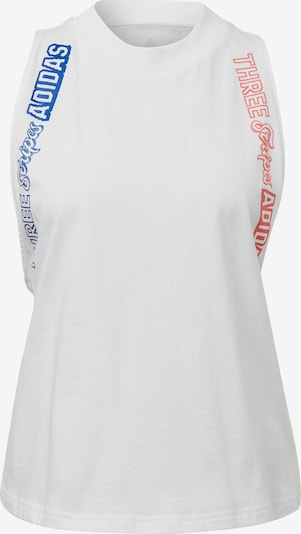 ADIDAS PERFORMANCE Sporttop in de kleur Wit, Productweergave