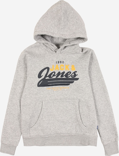 Jack & Jones Junior Sweatshirt in graumeliert, Produktansicht