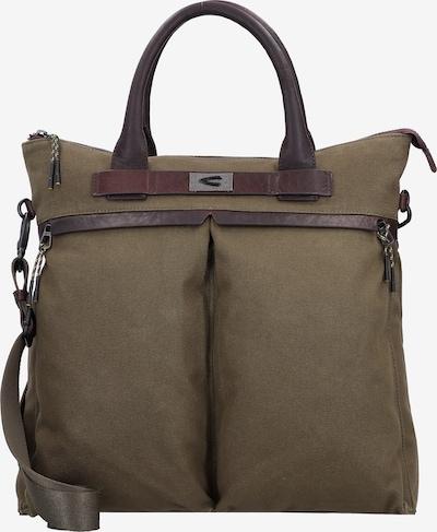CAMEL ACTIVE Handtasche 'Lewis' in oliv, Produktansicht