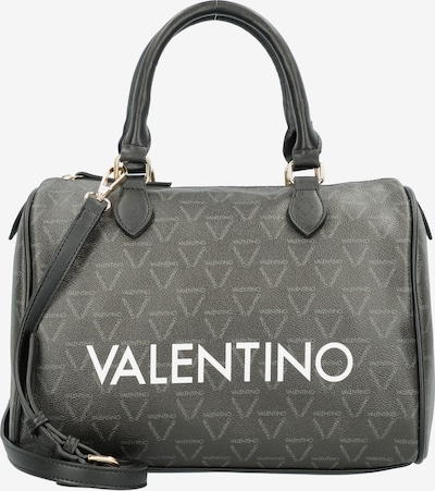 Valentino Bags Handtasche 'Liuto' in taupe / schwarz / platin / weiß, Produktansicht