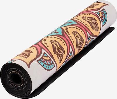 ALEX Yogamatte in mischfarben / weiß, Produktansicht