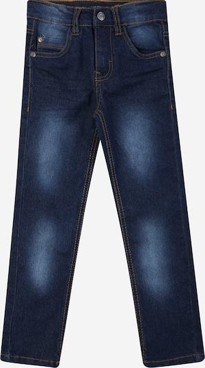 Jeans BLUE SEVEN di colore blu denim, Visualizzazione prodotti