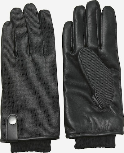JACK & JONES Gants en noir, Vue avec produit