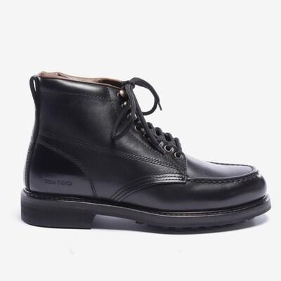 Tom Ford Stiefeletten in 41 in schwarz, Produktansicht
