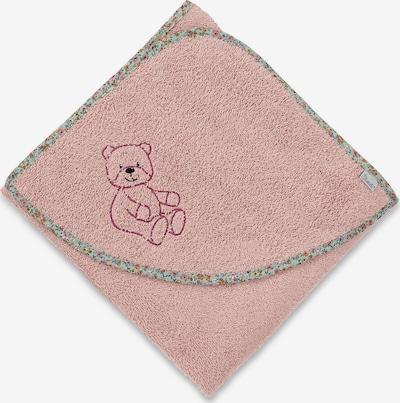 STERNTALER Handtuch in türkis / rosa, Produktansicht