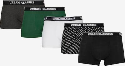 Urban Classics Boxer-Shorts ' 5-Pack ' in mischfarben, Produktansicht