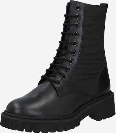 Högl Veterlaarsjes in de kleur Zwart, Productweergave