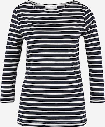 Selected Femme Tall Shirt 'STANDARD' in Weiß