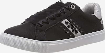 Dockers Schuh in schwarz / silber, Produktansicht