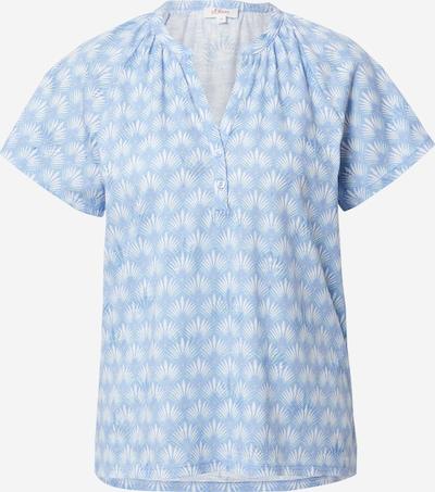 s.Oliver Halenka - azurová / chladná modrá / světlemodrá / pastelově oranžová / bílá, Produkt