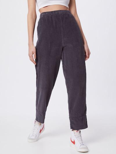 AMERICAN VINTAGE Trousers 'PADOW' in navy, View model