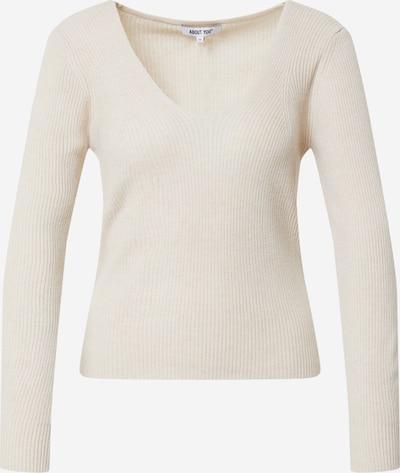 ABOUT YOU Sweter 'Orelia' w kolorze kremowym, Podgląd produktu