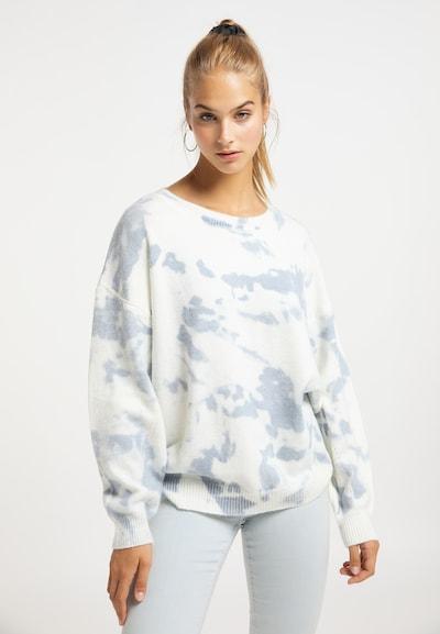 MYMO Pullover in blau, Modelansicht