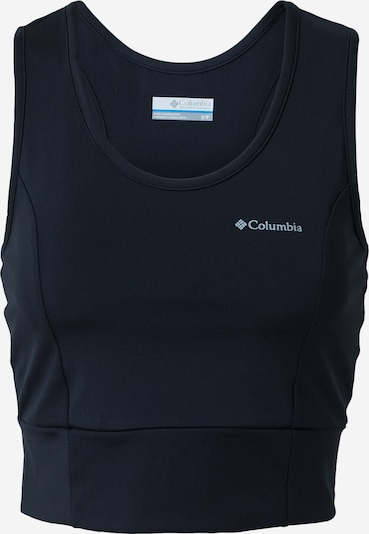 COLUMBIA Top 'Windgates II' in schwarz, Produktansicht