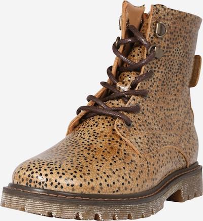 BISGAARD Schuh in hellbraun / dunkelbraun, Produktansicht