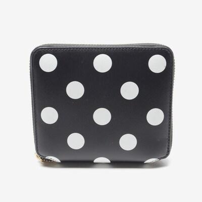 Comme des Garçons Geldbörse / Etui in One Size in schwarz, Produktansicht