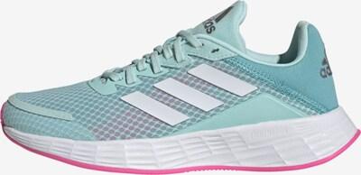 ADIDAS PERFORMANCE Sportschuh 'Duramo' in mint / weiß, Produktansicht