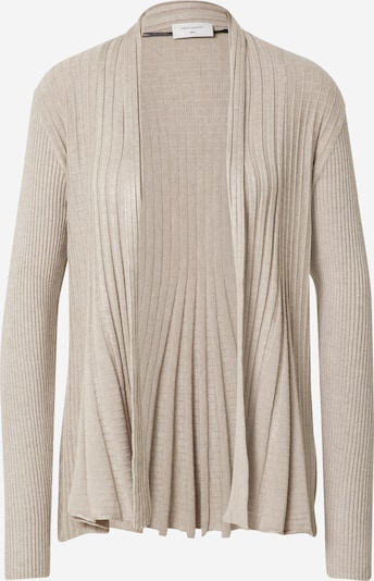 Freequent Knit cardigan 'CLAUDISSE' in mottled beige, Item view