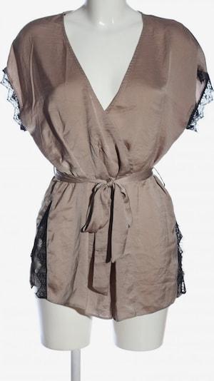 Missguided Jumpsuit in XS in braun / schwarz, Produktansicht