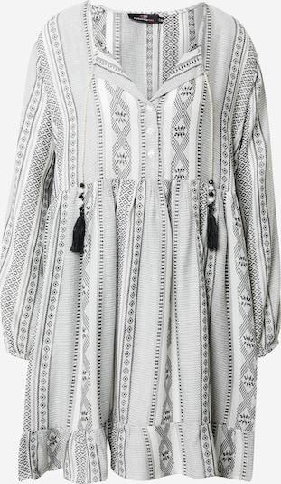 Zwillingsherz Robe 'Nala' en gris / noir / blanc, Vue avec produit