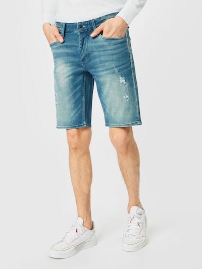 DENHAM Jeans 'RAZOR' in de kleur Blauw denim, Modelweergave
