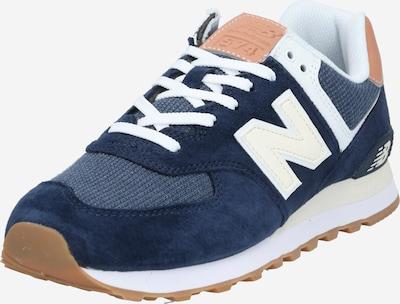 new balance Niske tenisice 'ML 574' u mornarsko plava / smeđa / bijela, Pregled proizvoda