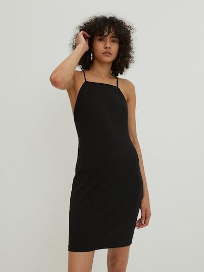 EDITED Kleid 'Rachel' in schwarz, Modelansicht