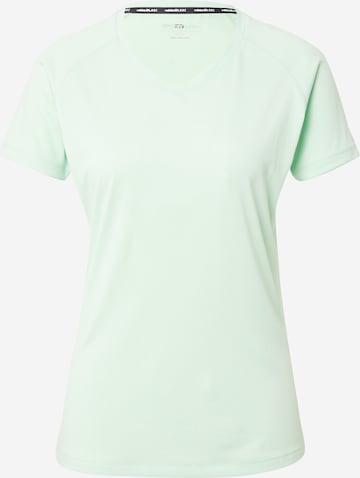 Rukka Funksjonsskjorte 'MANTERA' i grønn