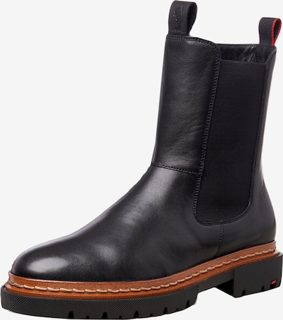 LLOYD Chelsea Boots in schwarz, Produktansicht