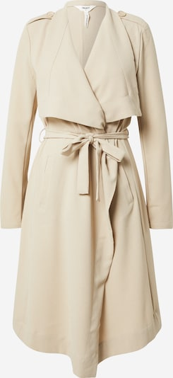 Vasarinis paltas 'Objannlee' iš OBJECT, spalva – šampano, Prekių apžvalga