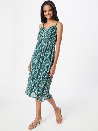 ABOUT YOU Kleid 'Romina' in grün / mischfarben, Modelansicht