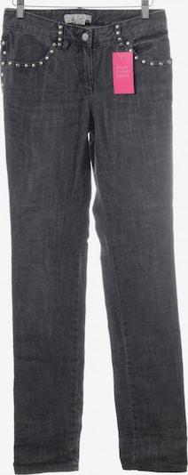 by Marlene Birger Straight-Leg Jeans in 26 in grau / dunkelgrau / silber, Produktansicht
