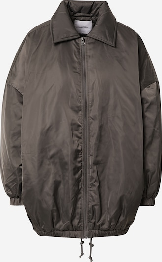 AMERICAN VINTAGE Between-Season Jacket 'Yabay' in Dark grey, Item view