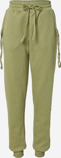 Pantaloni Public Desire pe verde mentă, Vizualizare produs