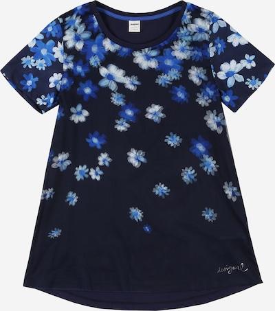 Desigual Shirt 'OPORTO' in nachtblau / azur / royalblau / hellblau, Produktansicht