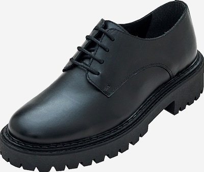 EDITED Lace-up shoe 'Jostein' in Black, Item view