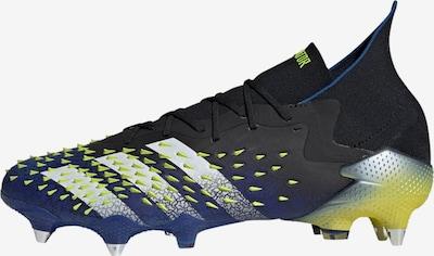 ADIDAS PERFORMANCE Fußballschuh 'Predator Freak' in navy / gelb / schwarz / silber, Produktansicht