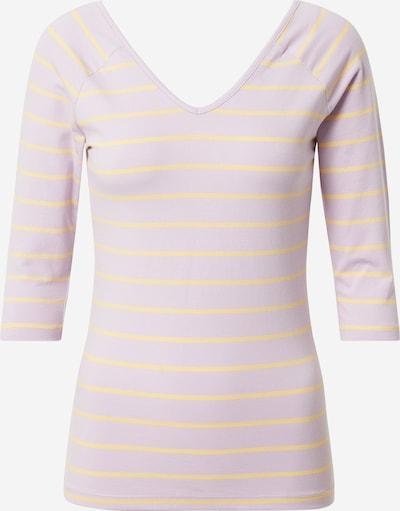 ONLY Tričko 'FIFI ' - žltá / svetlofialová, Produkt