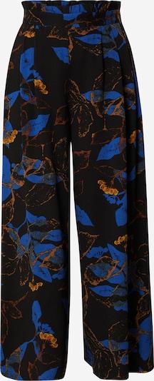 Thought Klasiskas bikses, krāsa - debeszils / zeltaini dzeltens / melns, Preces skats