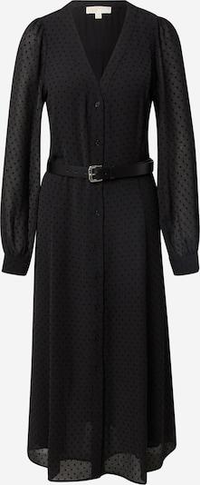 MICHAEL Michael Kors Robe-chemise 'KATE' en noir, Vue avec produit
