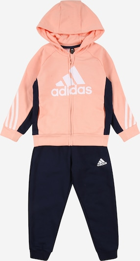 ADIDAS PERFORMANCE Sportanzug in blau / pink, Produktansicht