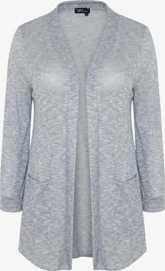 SPGWOMAN Strickjacke in grau, Produktansicht