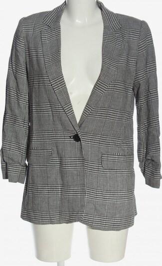 HALLHUBER Klassischer Blazer in S in schwarz / weiß, Produktansicht