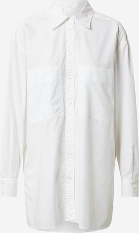 BOSS Casual Blouse 'Benger' in White