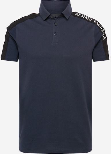 Maglietta '3KZFFW' ARMANI EXCHANGE di colore navy / nero / bianco, Visualizzazione prodotti